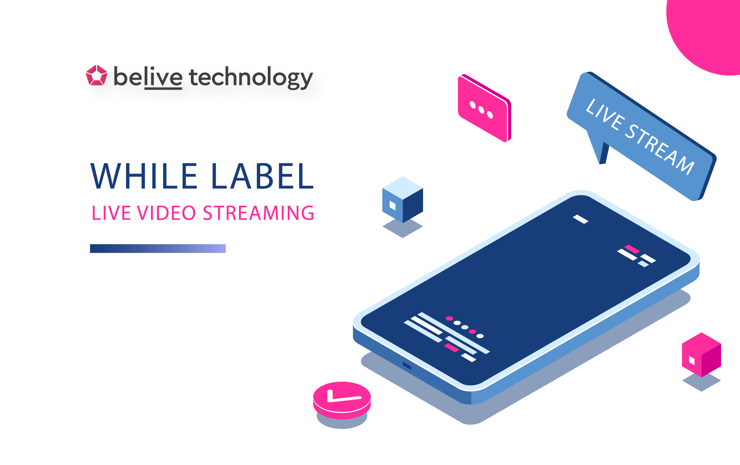 Benefits of White-Label Live Video Streaming for Your Business