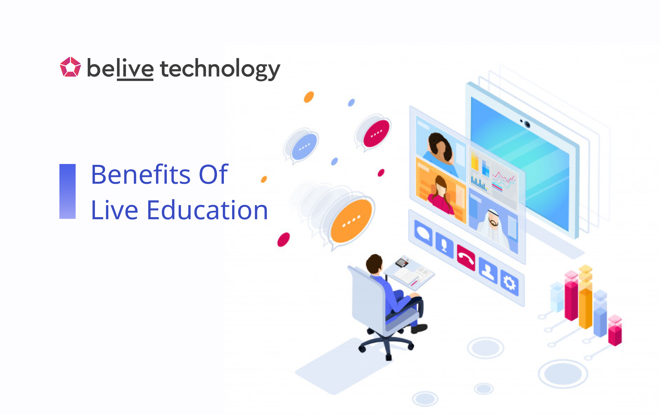 5 Benefits of Live Video Streaming for Education Centres