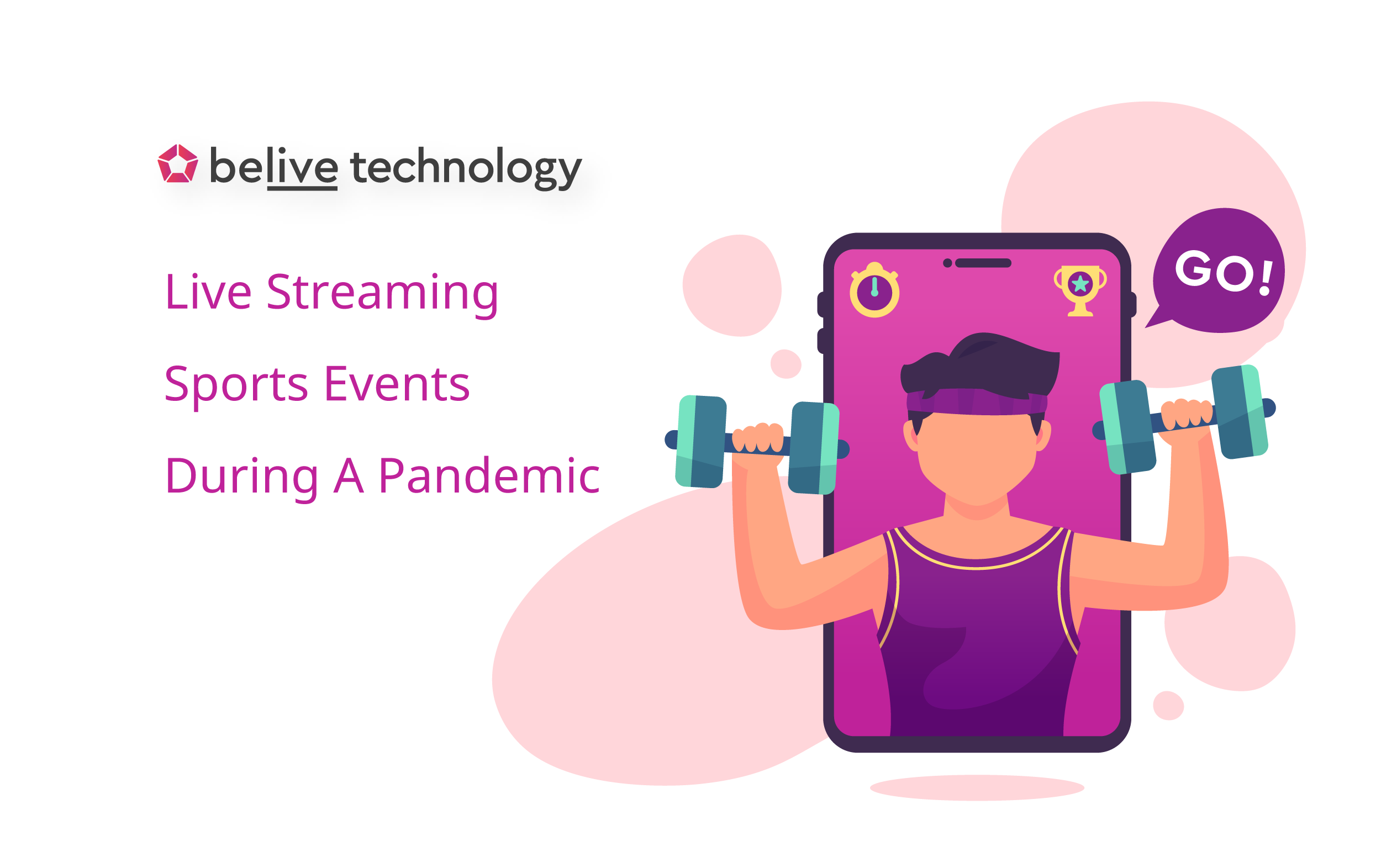 How To Successfully Live Stream Sports Events During A Pandemic [2021 Update]