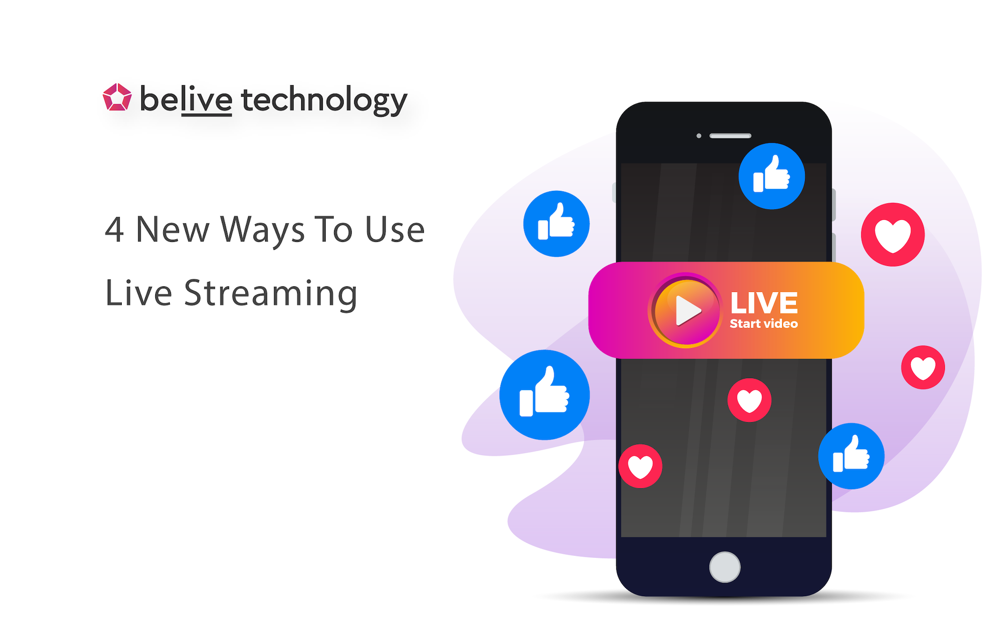 4 New Ways To Use Live Streaming in 2021